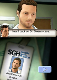 Grey S Anatomy The Video Game