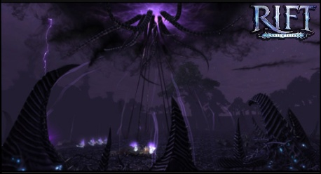 You Gotta Love an MMO with a Vortex...